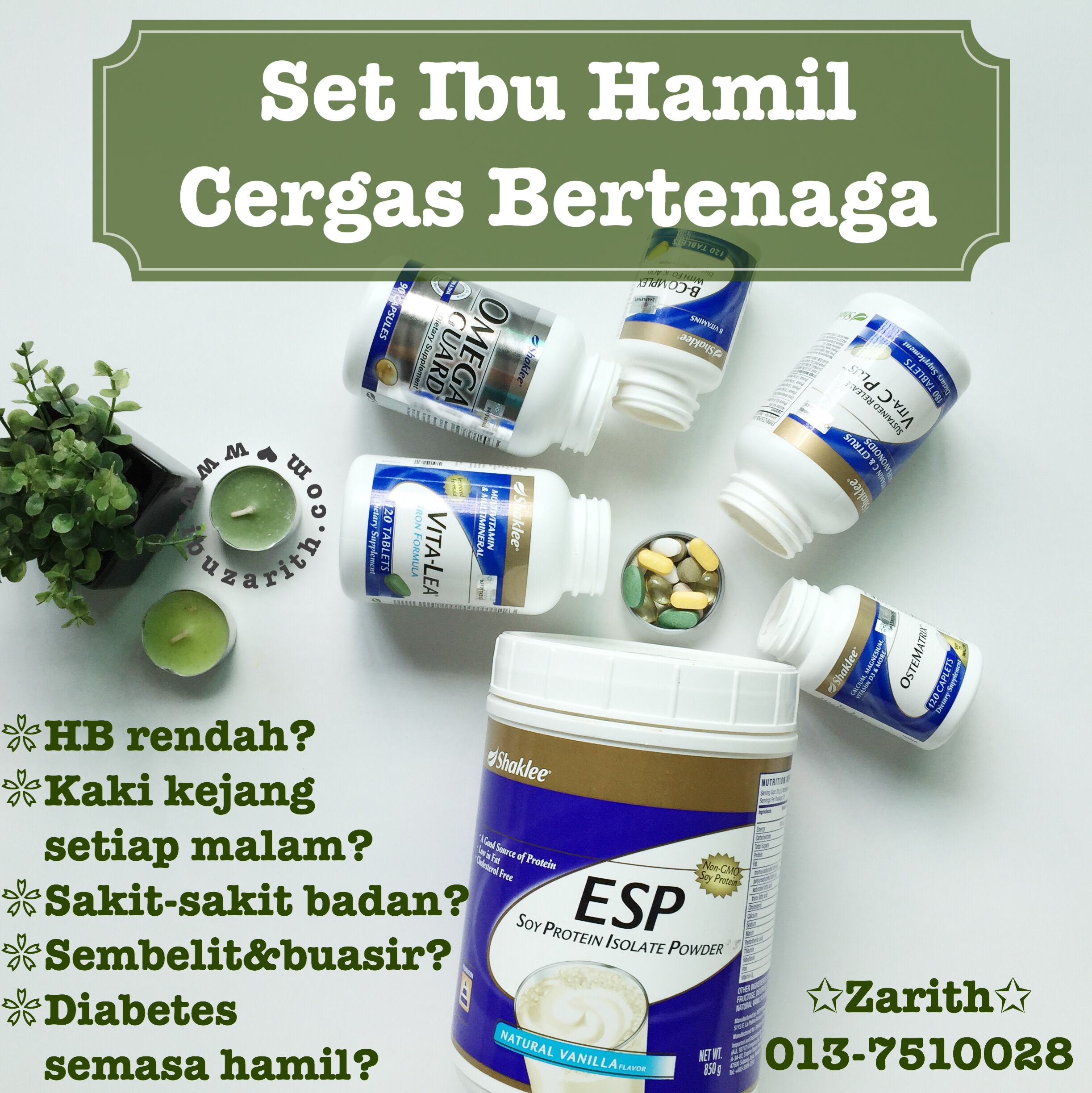 Set Ibu Hamil