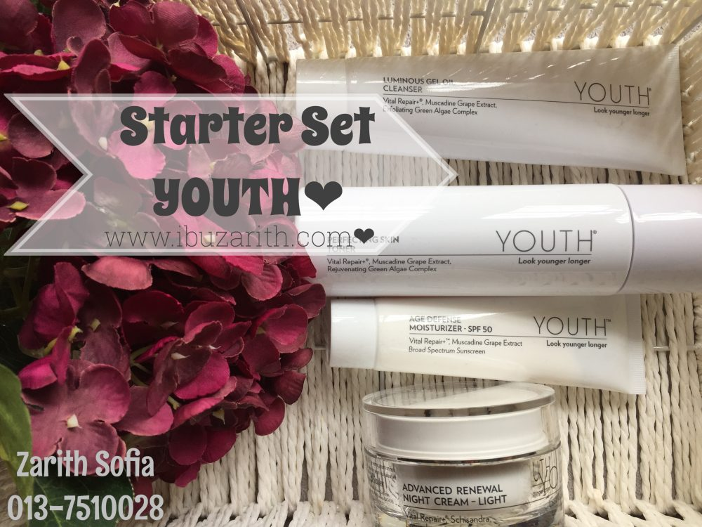YOUTH Starter Set