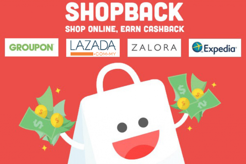 Nak Cashback bila online shopping? Klik sini